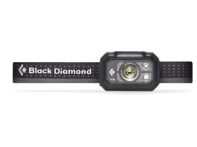 Black Diamond Storm 375 Hoofdlamp, graphite